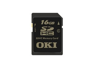 OKI 01272701 SDHC-Speicherkarte 16 GB