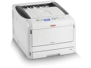 OKI ES8433dn Laserdrucker A3