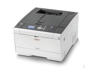 OKI C532dn Laserdrucker A4