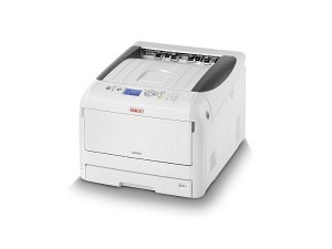 OKI C833dn Laserdrucker A3
