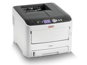 OKI C612n Laserdrucker A4