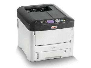 OKI C712n Laserdrucker A4 color