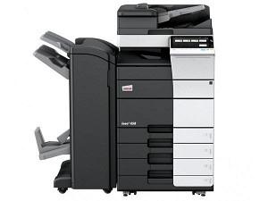 Develop ineo+ 458 Kopierer MFP A3 color