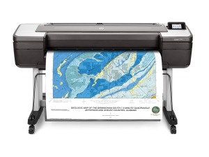 HP DesignJet T1700PS Plotter 44''/1118mm