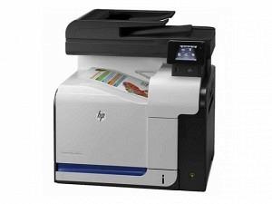 HP LaserJet Pro M521DN A4
