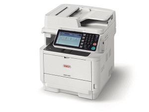 OKI ES5162dnw Kopierer MFP A3 mono