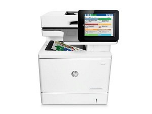 HP Laserjet  Enterprise M527C MFP