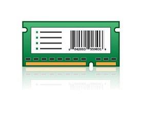 Lexmark BSD 40C9200 Forms und Barcode-Karte