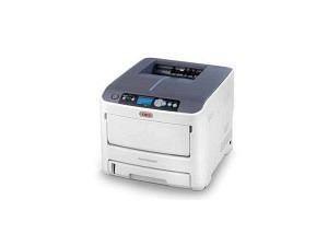 OKI Pro6410 Neon Drucker A4