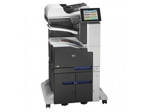 HP LaserJet Enterprise 700 Color MFP M775z+ A3