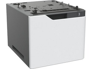 Lexmark BSD 50G0804 Papierzuführung