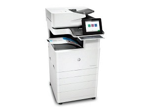 HP Color Laserjet Managed E77822dn MFP