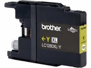 Brother LC-1280Y Tinte yellow