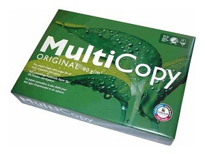 MultiCopy Kopierpapier A3 80g