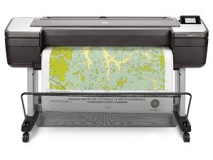 HP DesignJet T1700PS Plotter 44''/1118mm