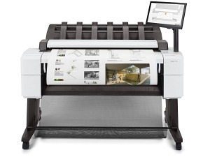 HP DesignJet T2600dr PS Plotter 36''/A0