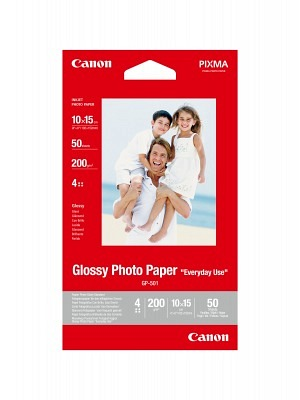 Canon Glossy Photo Paper 10x15 200g