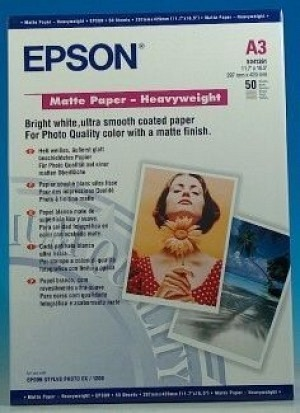 Epson S041261 Ink Paper A3 167g
